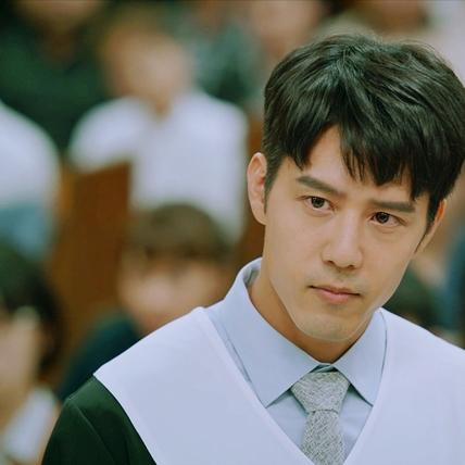 胡宇威律師初體驗 機關槍式台詞難到忘了呼吸