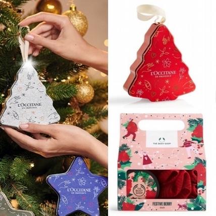 聖誕節交換禮物時刻,不到千元就能入手歐舒丹、Melvita、The Body Shop經典限量明星商品