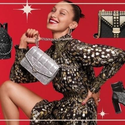 耶誕派對就是不想輸!跟著潮模Bella Hadid 勁裝推薦,讓你到哪都HOLD住全場
