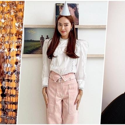 2020完美ENDING這樣穿!偷師JESSICA鄭秀妍連身裙搭配3技巧直接被讚一波