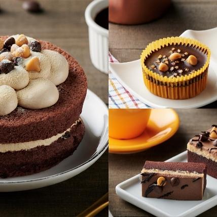 全聯 X Reese's首度聯名絕對要搶起來!4款濃郁系花生巧克力甜點上市,超罪惡組合不吃太可惜