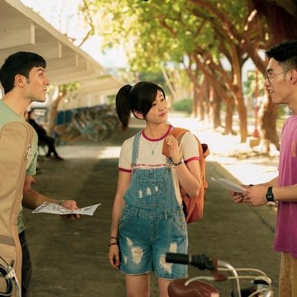 張書豪狂練英文壓力山大! 讚陳妍希「私下是仙女」