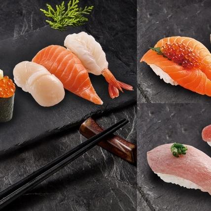 藏壽司「鮪鮭雙享祭」只有7天! 「帝王級黑鮪魚大肚、鮭魚卵鮑魚奢華三貫、豪華三鮮」等14款期間限定品項明天開賣!