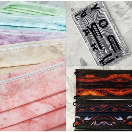 時髦控戴起來!Pinkoi獨家推出14款醫療口罩「獨角獸粉、雲霧花海、潮流時尚」都必買,限時3天還有100元優惠