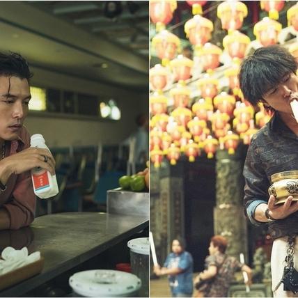 《當男人戀愛時》邱澤啃甘蔗狂噴汁! 許瑋甯憋笑快內傷