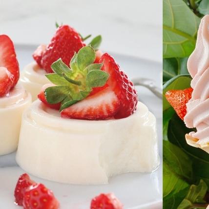 大苑子「許慶良草莓鮮奶酪」全台限量快閃上市! 市府夢想店加碼「草莓鮮奶霜淇淋」草莓控必朝聖!