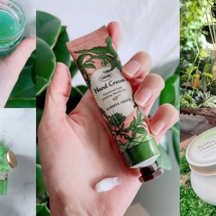 一秒解壓的療癒香味好需要!抹茶萃取的自然力量讓人每天都想回家立刻用~從頭到腳洗去全身的不開心!