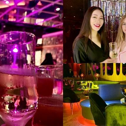 信義區人氣時髦酒吧「Huckleberry」每周只營業3天!頂級派對款龍舌蘭、奢華打卡舞池,無論小酌嗨玩都推薦