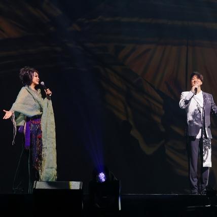 周華健、齊豫世紀合體高歌金庸武俠經典!透露踏入歌壇全是因為她