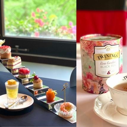 唐寧茶 X 維多麗亞酒店把經典茶款結合點心及調飲  打造母親節限定頂級英倫午茶套餐