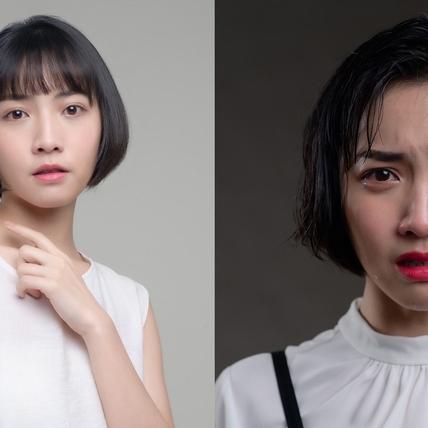 植劇場二代星/曾幫瘦子拍MV 林映彤自製自導自演當才女