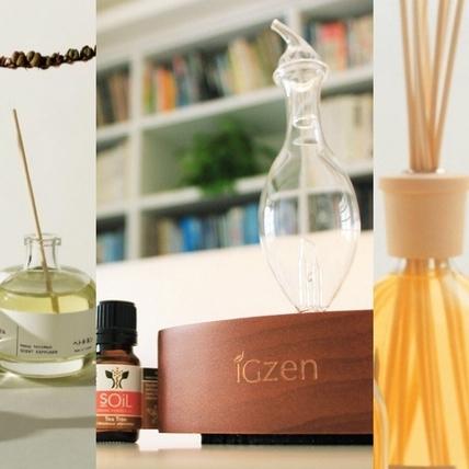 防疫在家,就用擴香儀來潔淨空氣,讓你呼吸好舒服,居家超安心