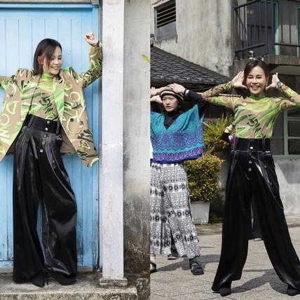 彭佳慧挑戰唱跳兒女力挺!9歲女兒展習舞天賦手把手教學