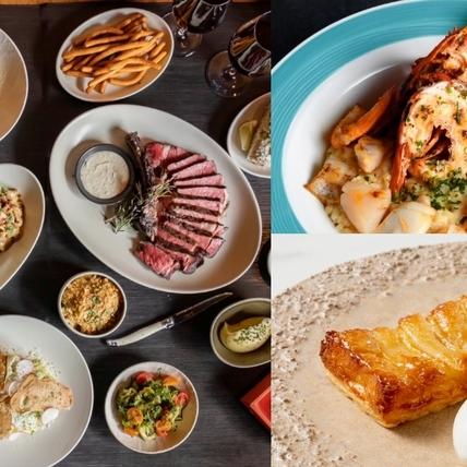 台北人氣高級餐廳外帶外送優惠!10家米其林星級、奢華牛排料理任你選,餐盒250元起、自取49折