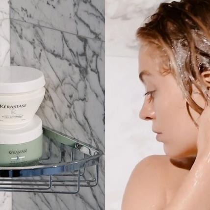 防疫清潔別忘了頂上區域!卡詩全新「胺基酸平衡系列」,常保頭皮秀髮乾淨,不讓髒東西有機可趁!