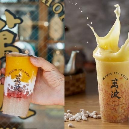萬波超人氣「楊枝甘露」重磅回歸  愛文芒果、西米露、小芋圓滿杯太滿足!
