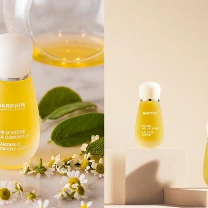 Darphin芳香精露一聞治百病,從戴上口罩,到居家紓壓提神,都能全方位提升妳的肌膚健康防護力