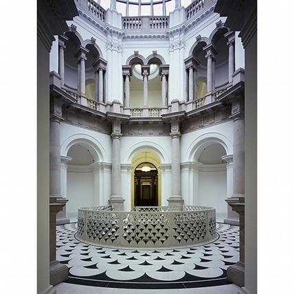 水磨石印象 泰德不列顛美術館