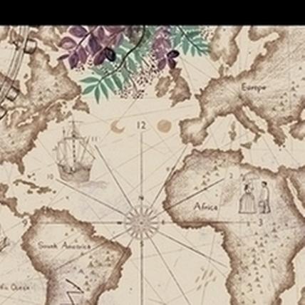 徐至宏〈航海世界〉,100x77cm,電腦繪圖