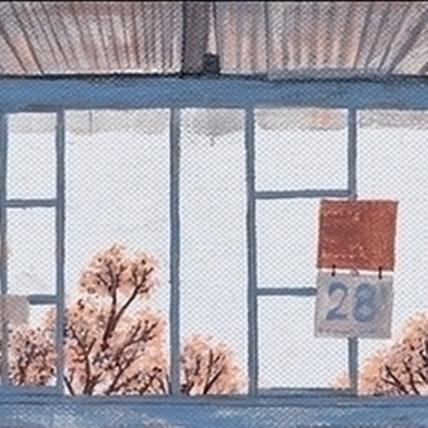 時光的寧靜畫片