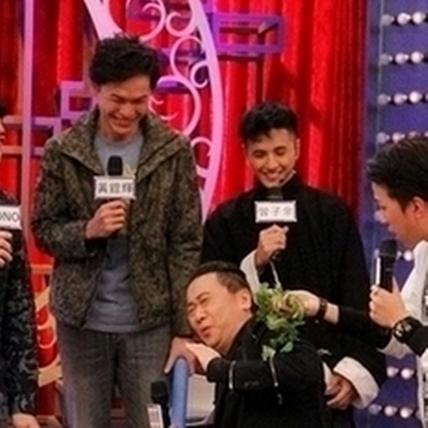 吳宗憲唱〈新鴛鴦蝴蝶夢〉 邰智源苦吞香菜
