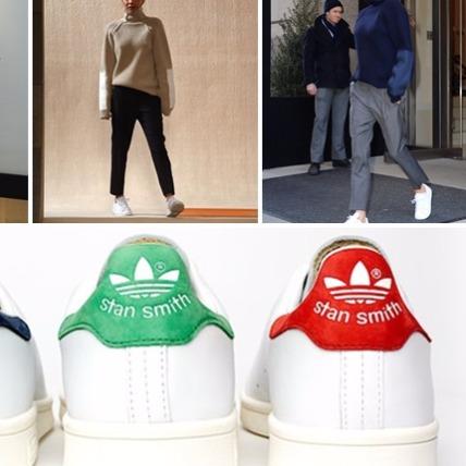 愛迪達 Stan Smith 球鞋的驚人魅力何在