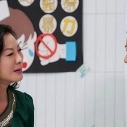 米可白遭楊繡惠怒打?!