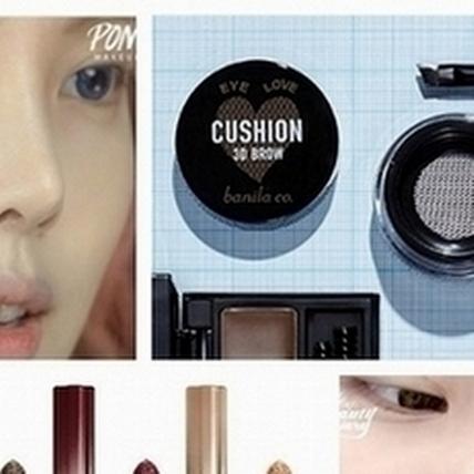 快速打造韓妞妝,妳一定要試試的5款氣墊彩妝新品