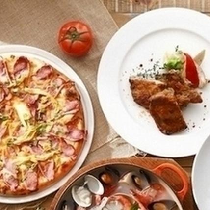 四人行最優惠!台北喜來登比薩屋「義饗好食光」