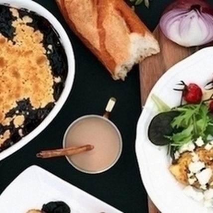 小器料理生活教室:春日,早午餐與午茶時光