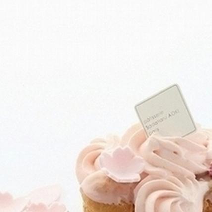 將春天的美好藏在甜點裡,青木定治春季限定「櫻花聖諾黑」