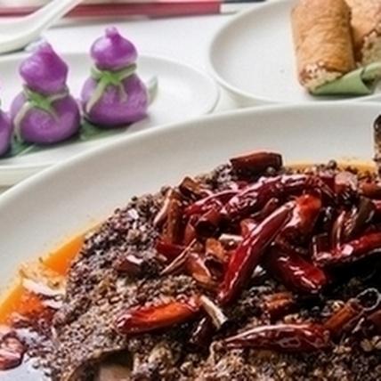 台北君悅酒店雲錦中餐廳華麗升級