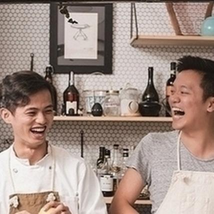 【雙廚鬥陣】跟著 喬艾爾Joël 和 索艾克Soac 輕鬆進廚房