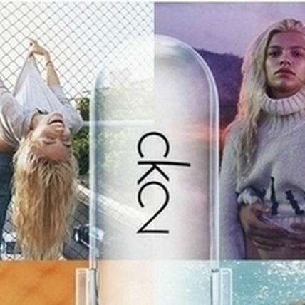 最潮香氛ck2 屬於新世代的香氛印記