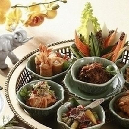 潑水節限定! SUKHOTHAI新光信義店推出「典藏盛世 瑰麗年華」皇家饗宴