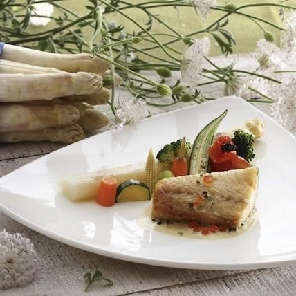 清新味蕾!台北喜來登推出法國白蘆筍美饌