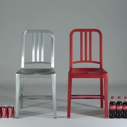 廢瓶蓋換設計椅!北歐櫥窗「以地球之名 行愛之實」