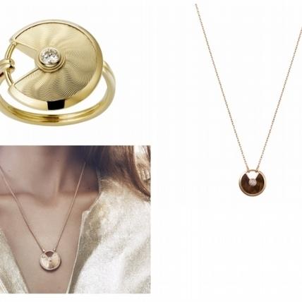 奢美卡地亞 以珠寶為幸運符