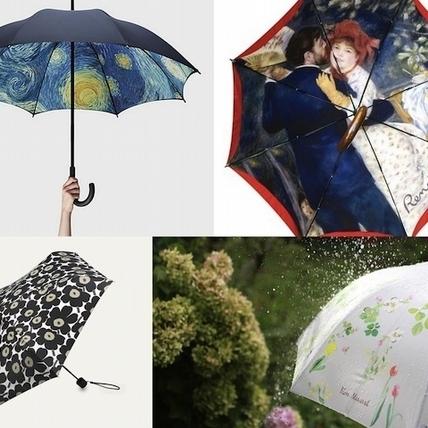 無畏雨天,為自己撐起一片大好心情!