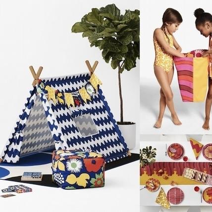 Marimekko X Target 2016春季聯名系列