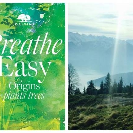 消費就種一棵樹 呵護美肌不忘守護地球