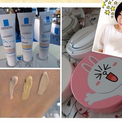 觀玲老師的美「研」週記:夏天臉部防曬選SPF50、PA最多+的產品就對了(下)底妝如果也能一起就更好啦!