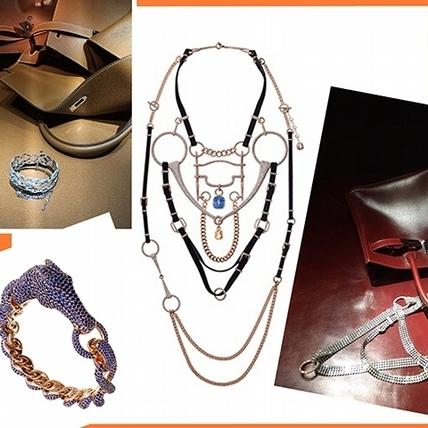 愛馬仕高級珠寶展 靜謐中展演奢華