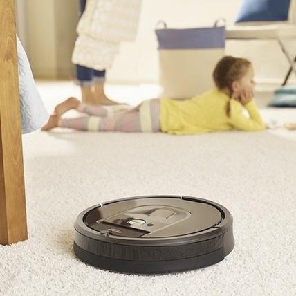 幫媽咪省時又省力!iRobot Roomba 980吸塵機器人母親節暖心優惠
