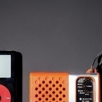 六十歲的電晶體收音機