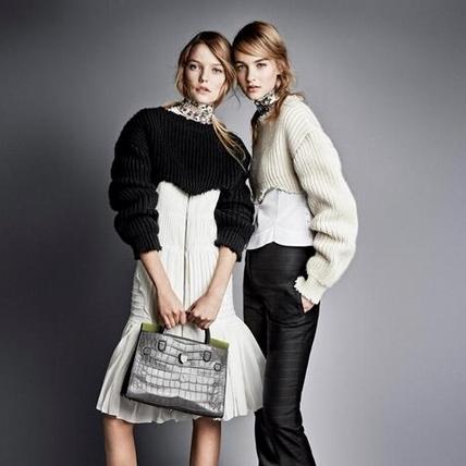 少女時代Tiffany擁新歡     DiorEver優雅揹上身