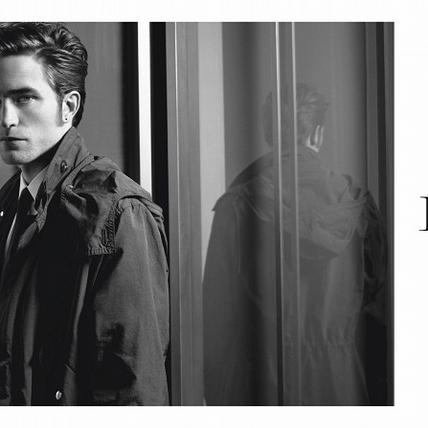 超強夢幻卡司!Robert Pattinson代言、____掌鏡,Dior Homme  Autumn 2016 形象廣告!