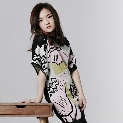 徐佳瑩呆萌惹人愛 樂與李玟穿姊妹衣
