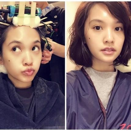 楊丞琳頂「楊媽頭」回歸演戲 被媽虧平凡似路人