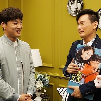 車太鉉讚張信哲唱功好 《歌手4》後台齊慶生